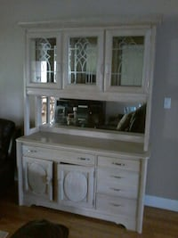 white wooden cabinet with mirror Robertsdale, 36567