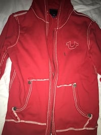 True Religion Hoodie Size Small