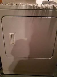 white front-load clothes dryer Barrie, L4N 1R4