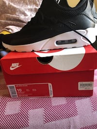 black nike air max shoe with box Delta, V4C 3C7