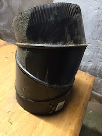 """8"""" wood stove pipe swivel Manchester, 06042"""