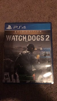 Brand new Watch Dogs 2 Gold Edition(Code for the free content is in the case) Graham, 98338