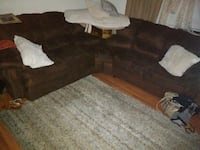 6 piece sectional sofa Glenolden, 19036