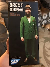 Brent burns bobble head Fremont, 94538