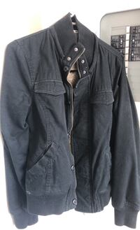 Tna Fitted Bomber with Quilted Fill Size M