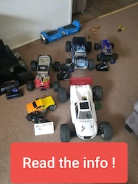 Rc cars as a lot scamers stay away! Bronx, 10462