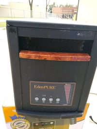 edenpure quality infared heater