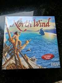 North Wind Board Game - NEW