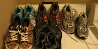 four pairs of assorted shoes Jacksboro, 37757