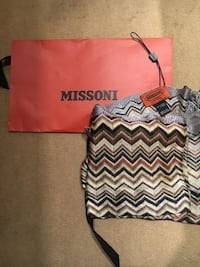 Missoni scarf New York, 10075