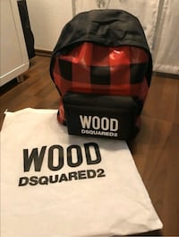 Dsquared brand new authentic backpack  Toronto, M1T 2B6