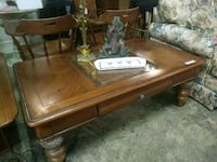 Tropical Table with Drawer Port St. Lucie, 34952