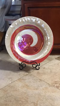 Decorative Plate with stand  Portsmouth, 23703