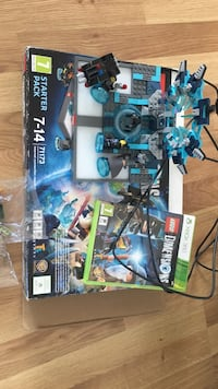 Dimension Xbox 360 Sandnes, 4317