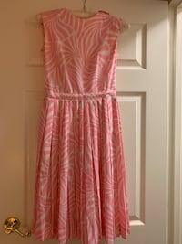 Vintage Pink and White Dress Falls Church, 22043