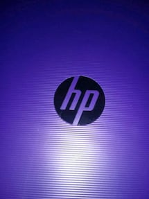 New hp stream, purple, has charging cord. Never used. Pickup only