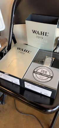 Wahl anniversary clippers