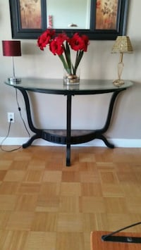 "PRICE DROP! Elegant ""Ashley Furniture"" Glass Table Dorval, H9S 2C1"