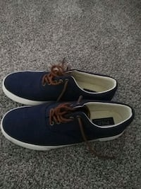 Polo shoes size 10d Olathe, 66061