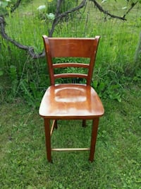 4 high chairs available. $10 each Langley, V2Z 2W8