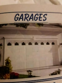 New garage doors installed from $599 Livonia, 48150