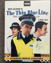 The Thin Blue Line Complete Set
