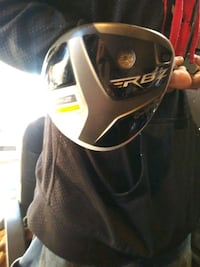 Taylor Made RBZ 9.5 driver
