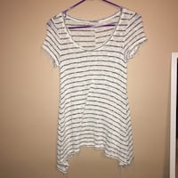 White striped top Atlanta, 46031