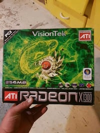 VisionTec Graphics Card for PC (new) Welland, L3C 6J6