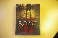 Rome - The Complete First Season on DVD Boise