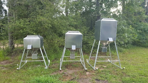 Deer Feeder, Deer Feeders, Deer Stand, Deer Stands
