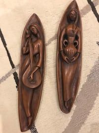 Wall wood hand crafted art  Colonie, 12205