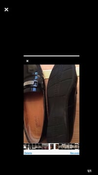 Shoes From Browns Size 8-1/2 Price Never Used Toronto, M4A