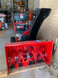 "28"" Troy-bilt  Snowblower with electric start Gibsonia, 15044"