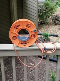 Extension Cord and Reel DURHAM