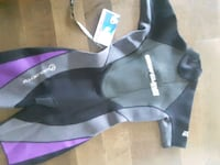 Womens wetsuit brand new with tags Coquitlam, V3J 6B2