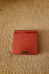 Gameboy advance sp w/a game