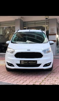 2014 Ford Tourneo Courier Journey 1.6 L TDCI 95PS