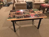 Album Cover Coffee Table 522 mi