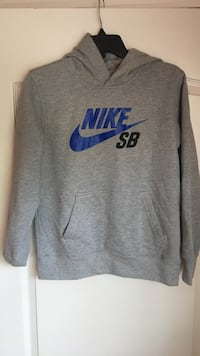 gray and blue Nike pullover hoodie Spartanburg, 29303