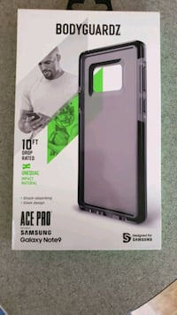 NEW Samsung galaxy Note 9 case