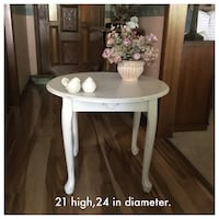white wooden table with mirror London, N5Y 5G3