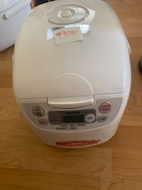 Zojirushi 10 cup rice cooker Los Angeles, 90006