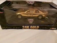 Wally Dallenbach 1:24 Gold Plated Nascar  Mansfield, 76063