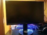 """144hz 1ms 24"""" Asus monitor Chicago, 60655"""