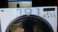 Kenmore Elite HE Steam washer and dryer set PLANO