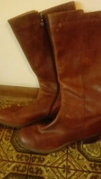 Leather Boots(See Info)