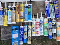 CAULK, SEALANTS, CONSTRUCTION ADHESIVES Oklahoma City