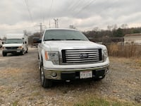 2010 Ford F-150 XLT 4x4 SuperCab 163-in Youngstown