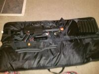 Electric g36c airsoft with 6 hightop mag Newark, 19702